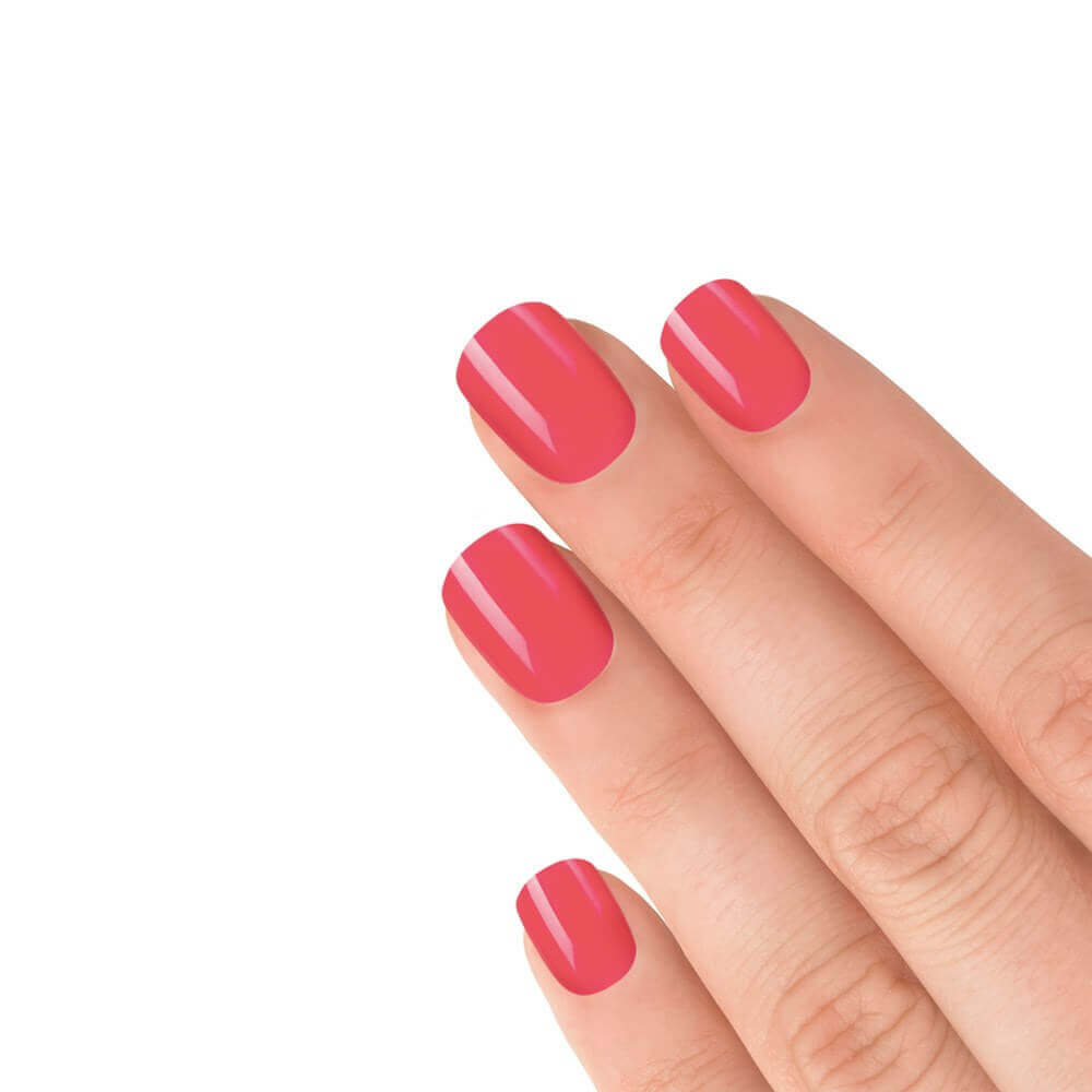 Elegant Touch Polish Coral