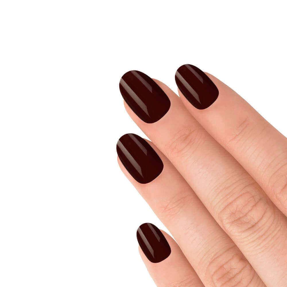Elegant Touch Polish Garnet