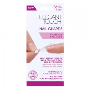 Nail Guards For Press-on Nail Manicure