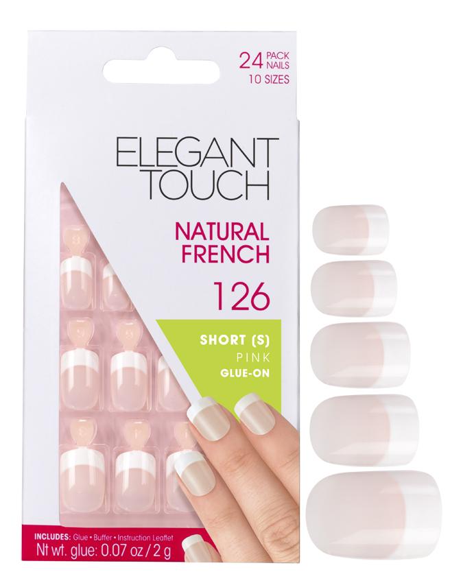 Natural French Pink 126 Short