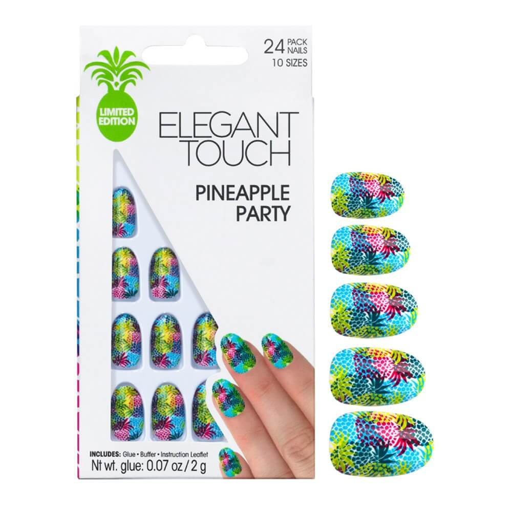 Elegant Touch Summer Pineapple Party