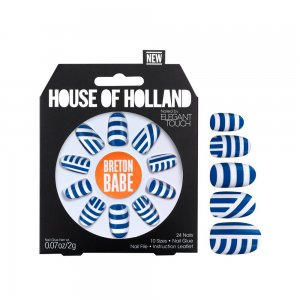 House of Holland Breton Babe Nails