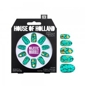 House of Holland Majestic Marble Nails
