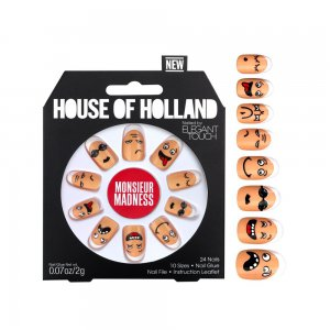 House of Holland Monsieur Madness Nails