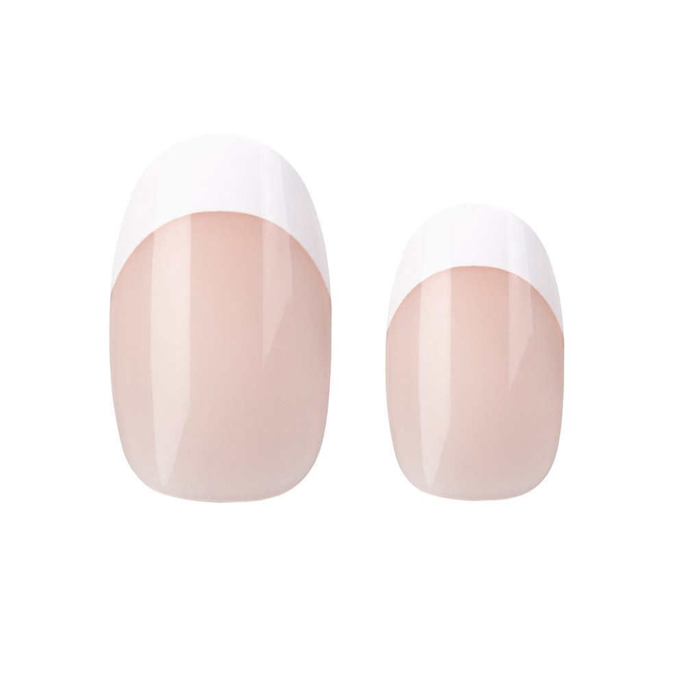 Elegant Touch Express French Oval Pink