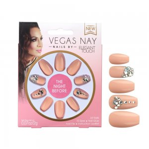 Vegas Nay Nails - The Night Before