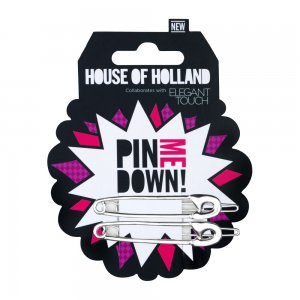 House of Holland Safety Pin Slides