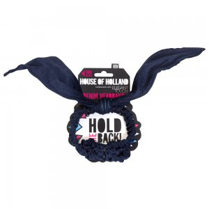 House of Holland Denim Bunny Headband