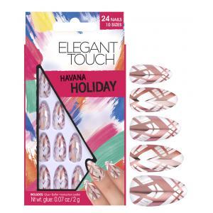 Holiday Nails - Havana