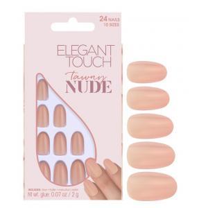 Tawny Nude Nails