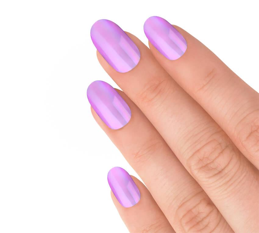 Express Iridescent Lilac -2786