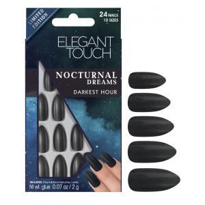 Nocturnal Dreams Nails - Darkest Hour