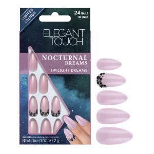 Nocturnal Dreams Nails - Twilight Dreams