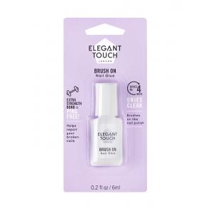 ET Brush On Nail Glue - 6ml