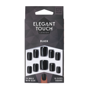 ET Colour Nails - Black