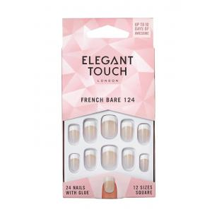 ET French Nails - 124 (S) (Bare)